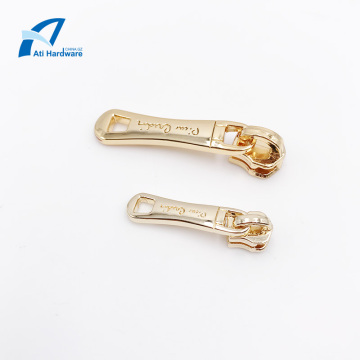 High Quality Metal Puller Zipper Bag Decorative Accessories