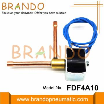 Sanhua Type FDF4A10 Solenoid Valve For Ice Maker