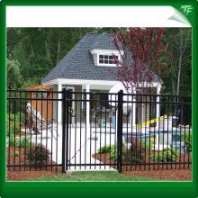 Garrison security fencing panels