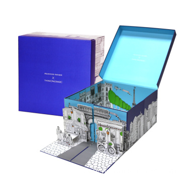 New Design Funny Candy Chocolate Gift Box Packaging