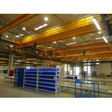 2t Single Girder Overhead Crane
