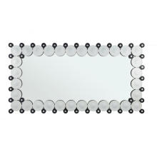 Rectangular hanging mirror MDF mirror
