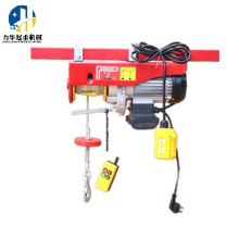 Stable Small Hanging Overhead Mini Crane 100KG