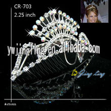Wholesale Crown Crystal Tiaras For Wedding