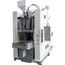 C type vertical injection molding machine