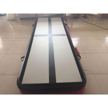 inflatable air track for gymnastics training