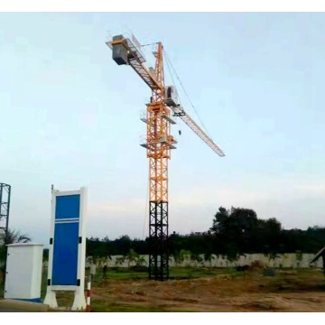 how much weight can a tower crane lift