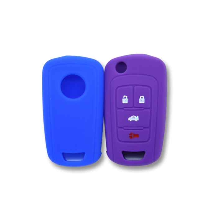 Silicone Buick Key Cover 4 Buttons