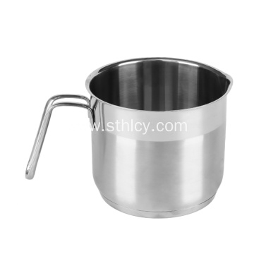 1.8L Stainless Steel Milk Cup With Handle