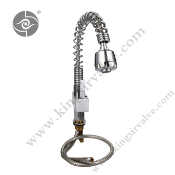 Extensible faucets