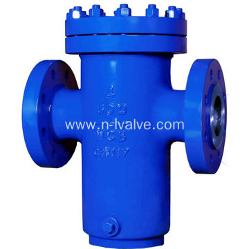 ANSI Basket Type Industrial Strainer