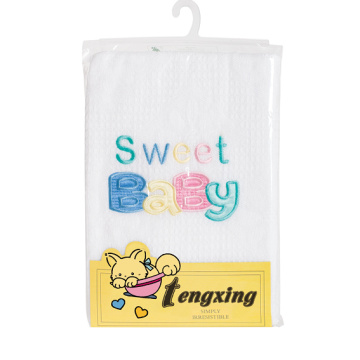 Wholesale acrylic sweet baby shawl