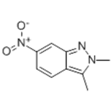 2,3-DIMETHYL-6-NITRO-2H-INDAZOLE CAS 444731-73-1