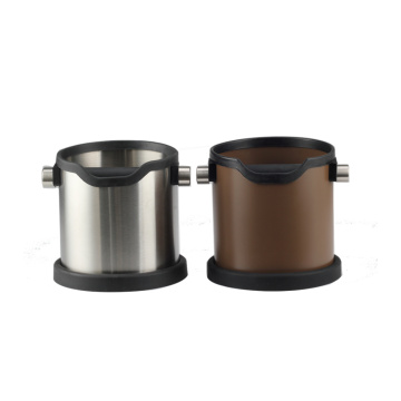 Grinder Drawer Stainless Steel Coffee Knock Box