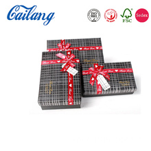 Beautiful 2 Pieces Bracelet Paper Gift Box