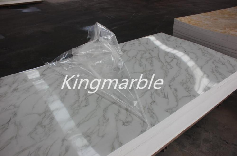 PVC Marble Table Sheet With Good Price