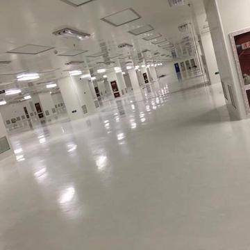 Laboratory Anti-static ESD Floor