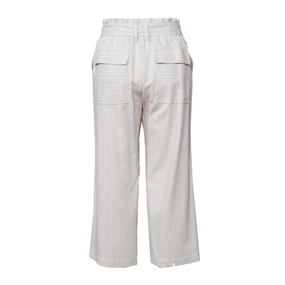 Female Trousers Casual Spring