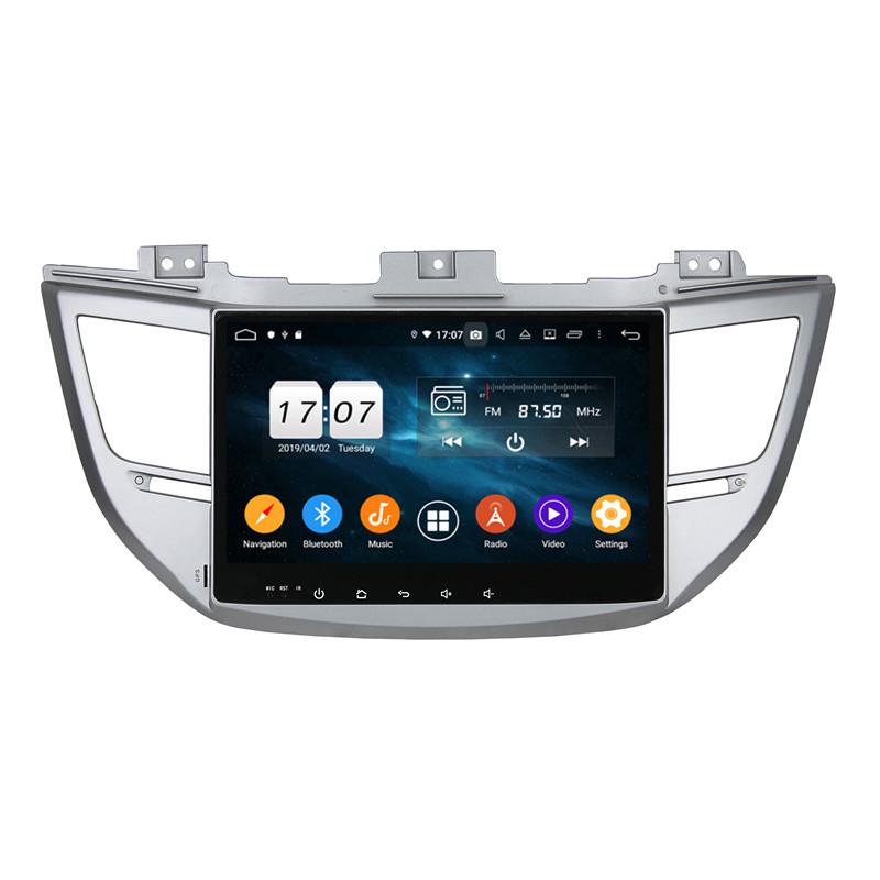 IX35 Tucson Double Din Head Unit