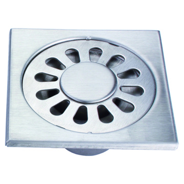 Stainless steel 304 floor drain 100mm*100mm
