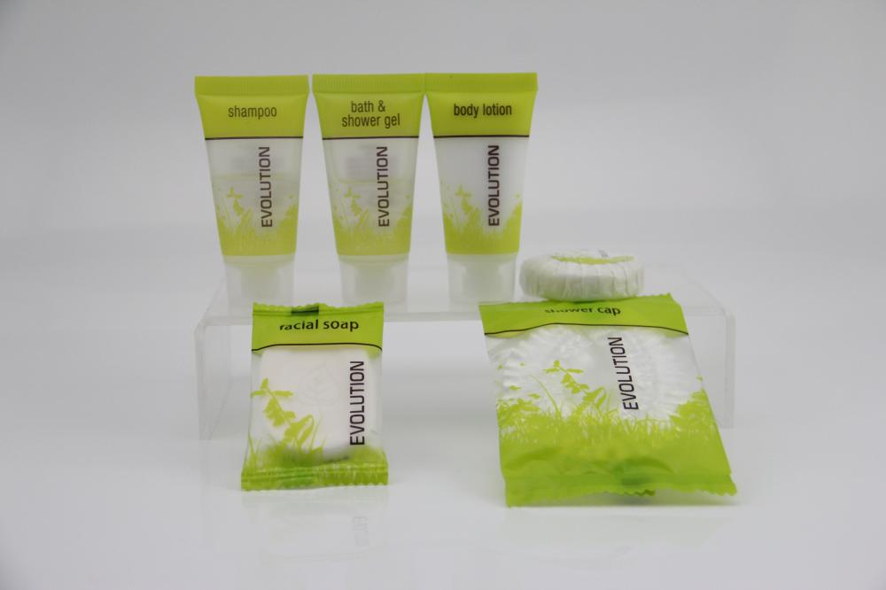 Hotel Bathroom Amenities 30ml Tube Packing