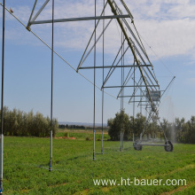 labor saving pivot irrigation system