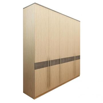 Light Wenge Cupboard for Clothes