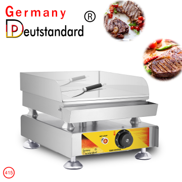 Popular machine chromium steel griddle