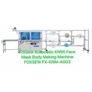 Automatic KN95 Face Mask Body Making Machine