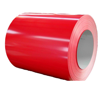 Prepainted Galvanized Colored Cold Rolled Steel Coil Price