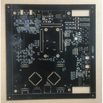 express 4 layer 4OZ copper PCB