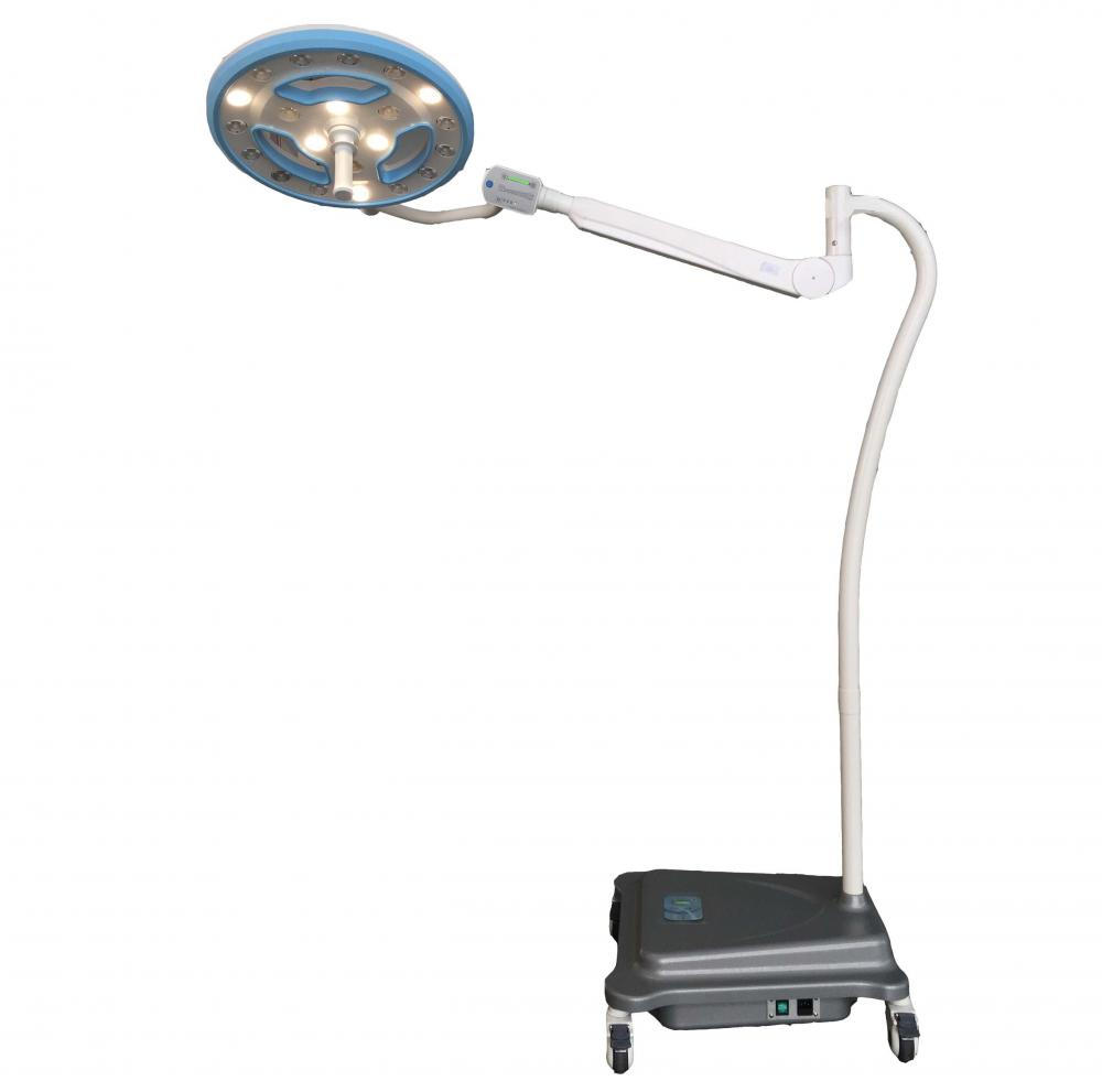Mobile Low Price Hollow LED Shadowless Operating Lamp