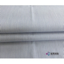 Popular Pinstripe Woven Cotton Blend Fabrics
