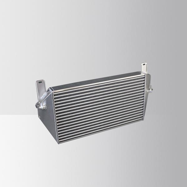 Water To Air Intercooler