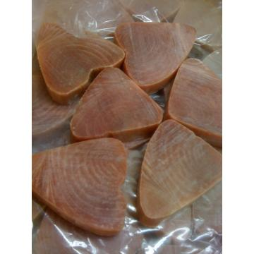 Frozen Fresh Yellowfin Tuna Steaks 8oz