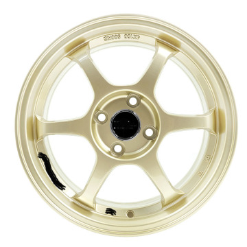 Golden 15inch alloy wheel Tuner