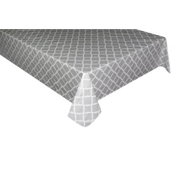 Elegant Tablecloth with Non woven backing 6 Gauge