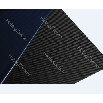 500mm*500mm*2mm 3k carbon fiber sheets plates boards