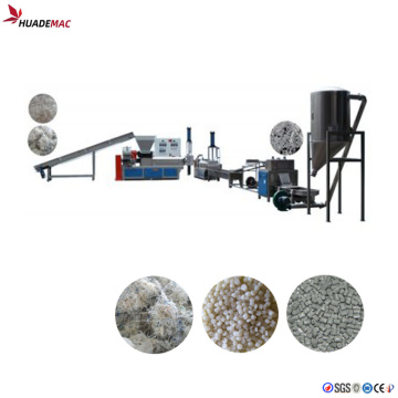 Wet Plastic Pelletizing Machine