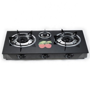 Range Cooker in France Cooktop