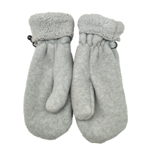 new fashion fleece mittens  for adults