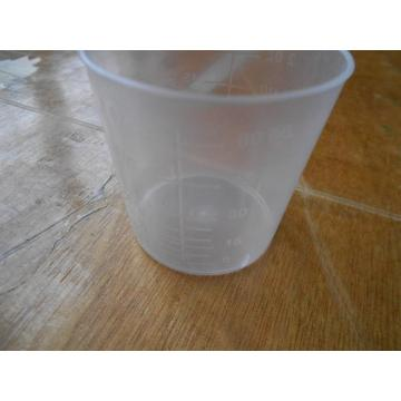 Disposable Plastic Measuring 60ml Medicine Cup