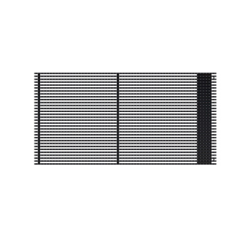 Ultra Light Grille Led Bar Screen