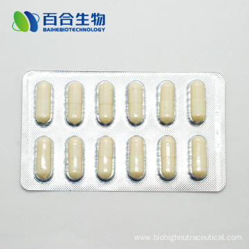 CGMP Certificated GABA & Melatonin capsule