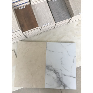A class fireproof aluminum coated marble board