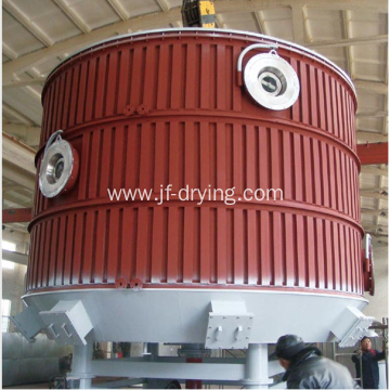 Continuous plate dryer machine