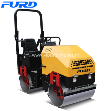 Hydraulic Asphalt Road Small Vibratory Road Roller Compactor