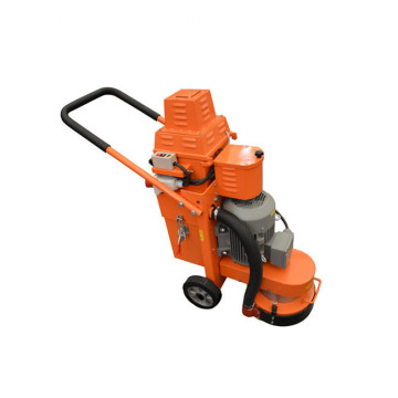 4 KW Dust Free Concrete Floor Grinder Machinery