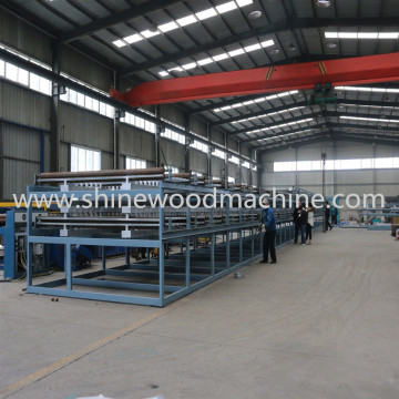 Automatic Veneer Machine for Veneer Dryer