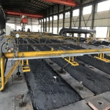 Graphite Electrode UHP 400 for steel smelting